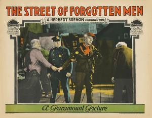 Lobby Card - The Street of Forgotten Men